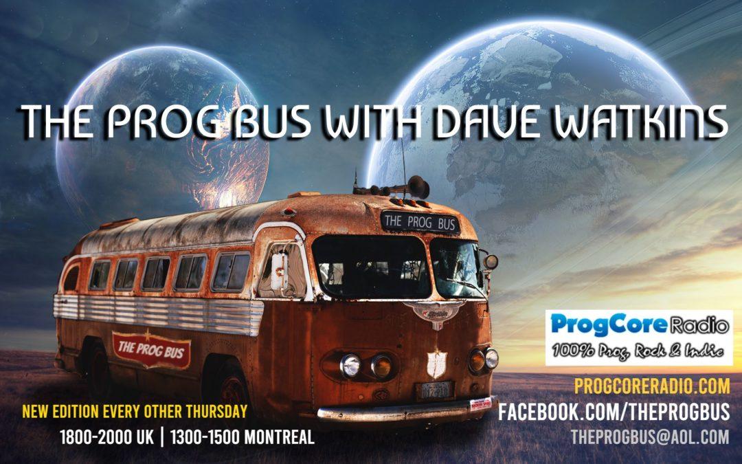 Radio – The Prog Bus 7 (Canada)
