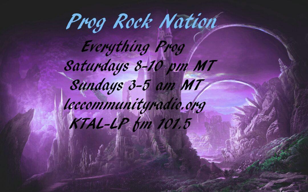 Radio – Prog Rock Nation 102 (EEUU)