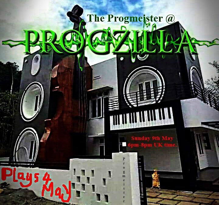 Radio – The Progmeister (Reino Unido)