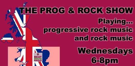Radio – The Prog And Rock Show 125 (United Kingdom)