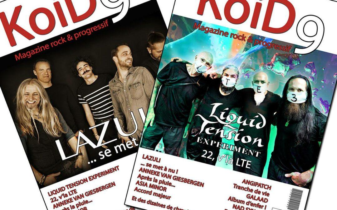 Revista – KoiD9 (Francia)