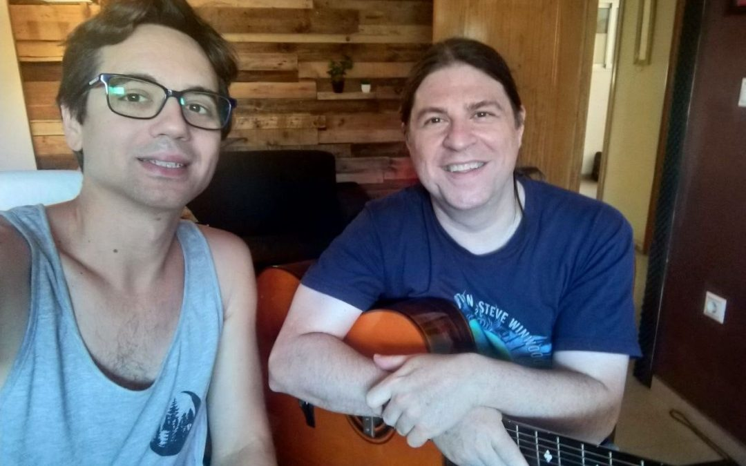 News – Band t-shirts and new musical ideas