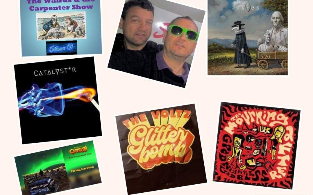 Radio – The Walrus & The Carpenter Show 293 (Reino Unido)