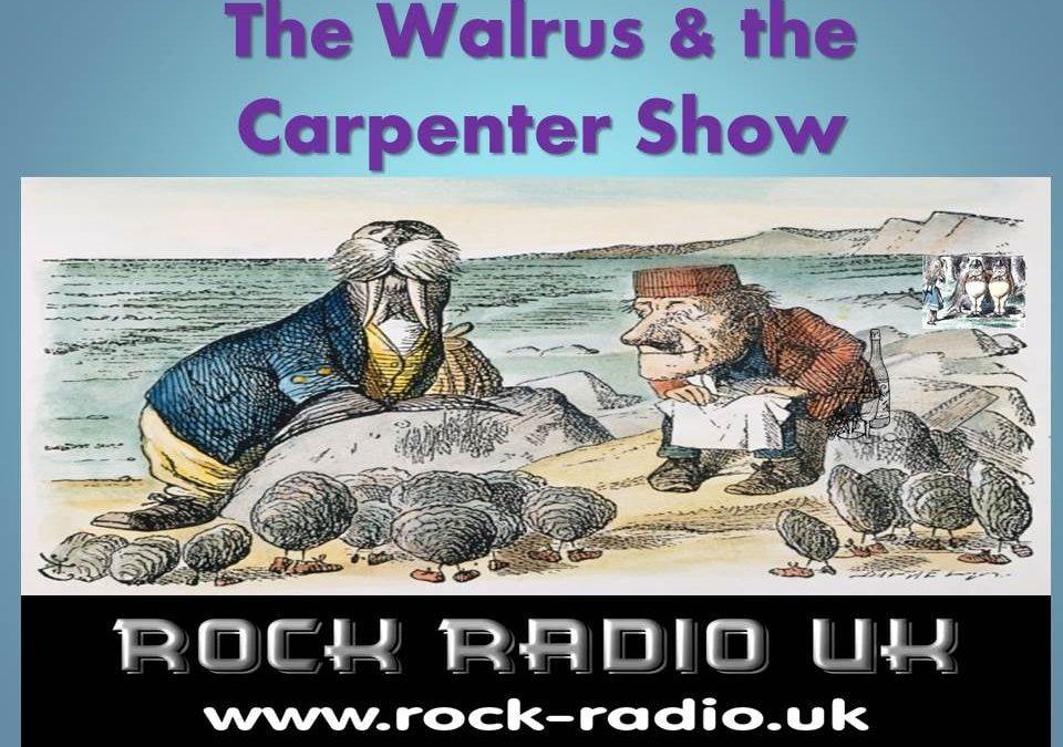 Radio – The Walrus & The Carpenter Show 296 (Reino Unido)