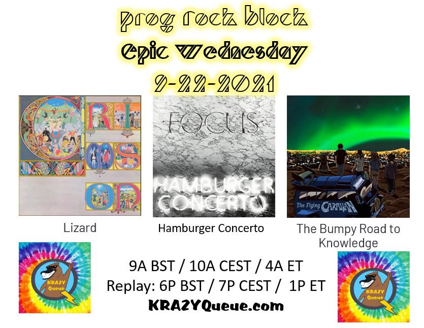 Radio – The Krazy Queue (EEUU)